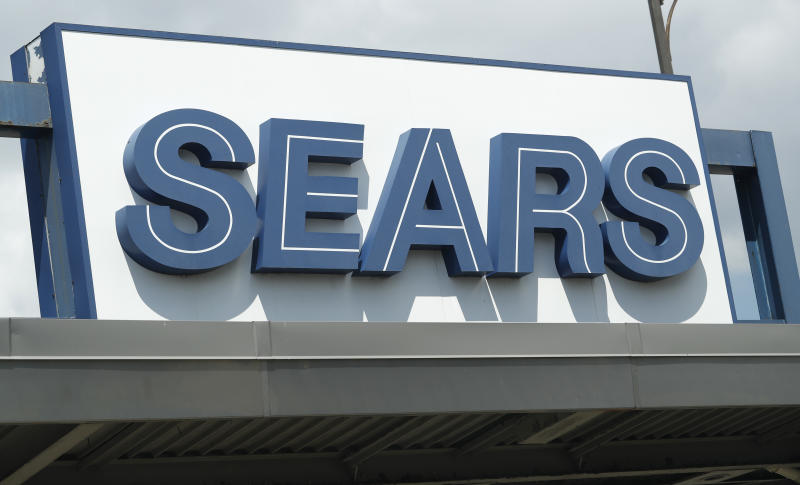 With few seeing second act for Sears, company shares routed