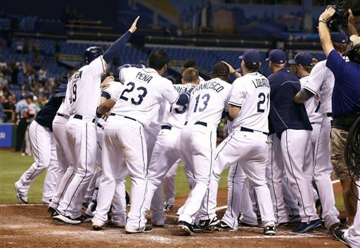 Rays rally for 7-4 win against Red Sox