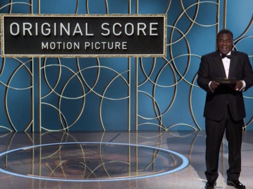tracy morgan Golden Globes 2021 NBC