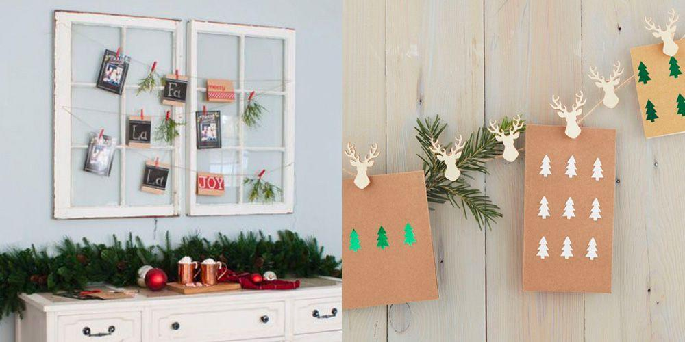 20 Cute Christmas Card Holders That Double as Festive Decor