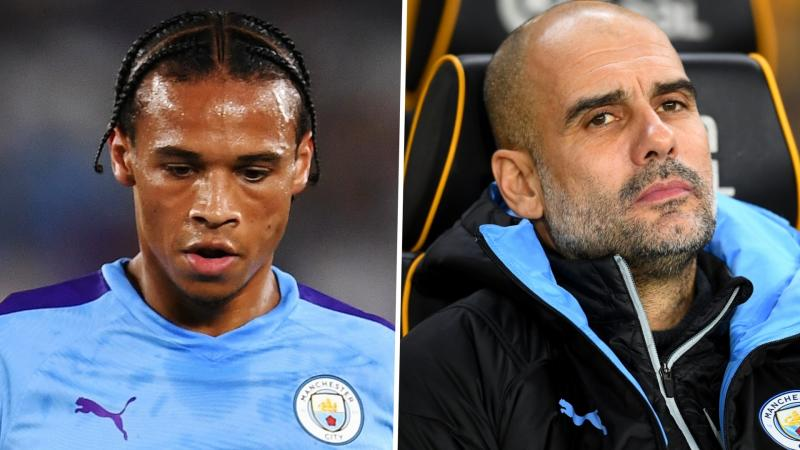 'I would have loved Sane to stay but he wanted to leave' - Man City winger is off to Bayern, Guardiola confirms