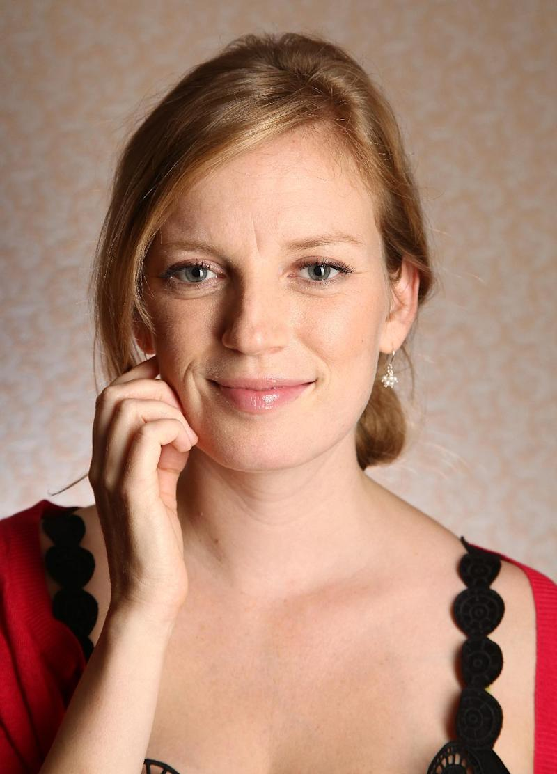 In this Sept. 11, 2011 photo, director-screenwriter-actress Sarah Polley poses for a portrait during the 36th Toronto International Film Festival in Toronto, Canada.  (AP Photo/Carlo Allegri)
