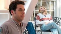 <p>Hill is a long way from his <em>Superbad</em> image as the real-life Donnie Green. </p>