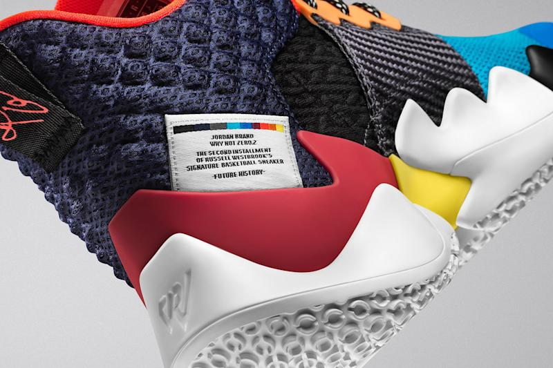 59d1db780a12da Russell Westbrook Is Bringing the Ugly Sneaker to the Basketball Court