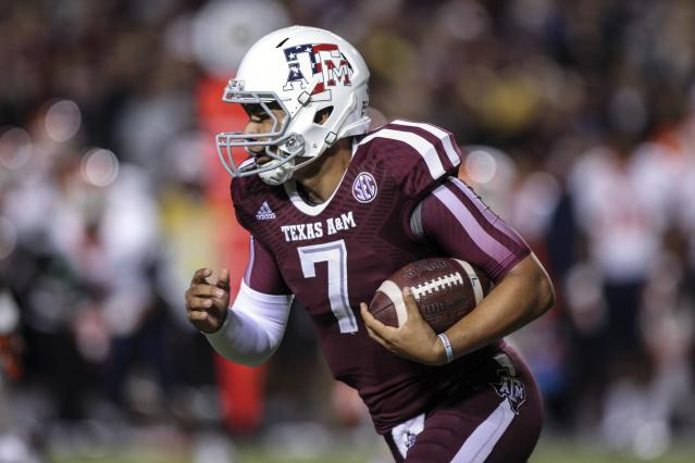 Kenny Hill, Johnny Manziel's potential replacement at Texas A&M, arrested for public intoxication