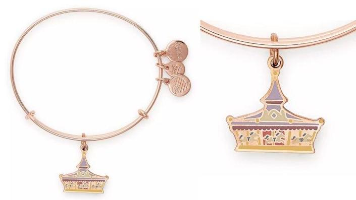 This Alex and Ani bracelet will add a little class to your jewelry collection.