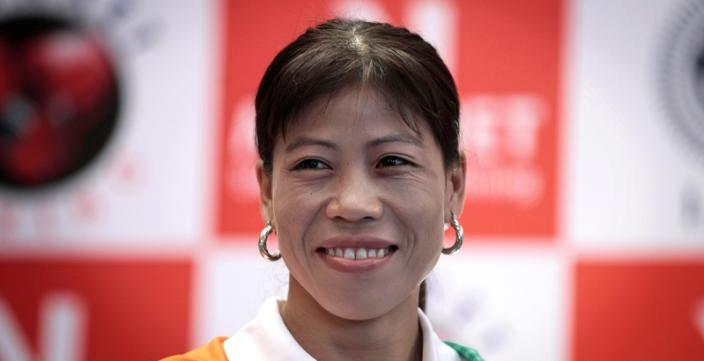 Boxing champion MC Mary Kom is one of the three Olympic-bound boxers, who will train at the Army Sports Institute (ASI) in Pune.