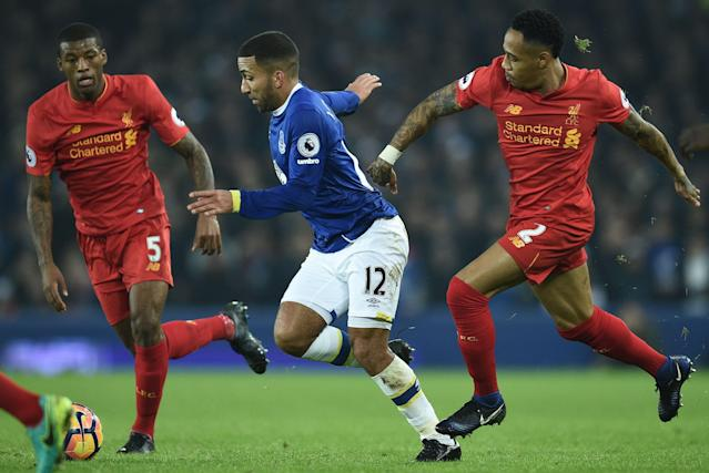 <span>The Everton winger has not played for his club since February</span> <span>Credit: Getty Images </span>