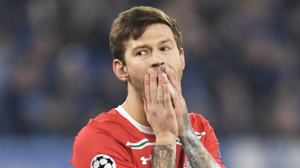 Fedor Smolov reportedly returned home for his fiancee's 18th birthday and broke lockdown laws, but the footballer denied he wasn't cleared to leave Spain. (Getty Images)