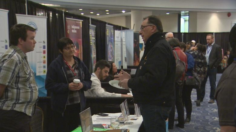 Treaty Six First Nations host Edmonton career fair