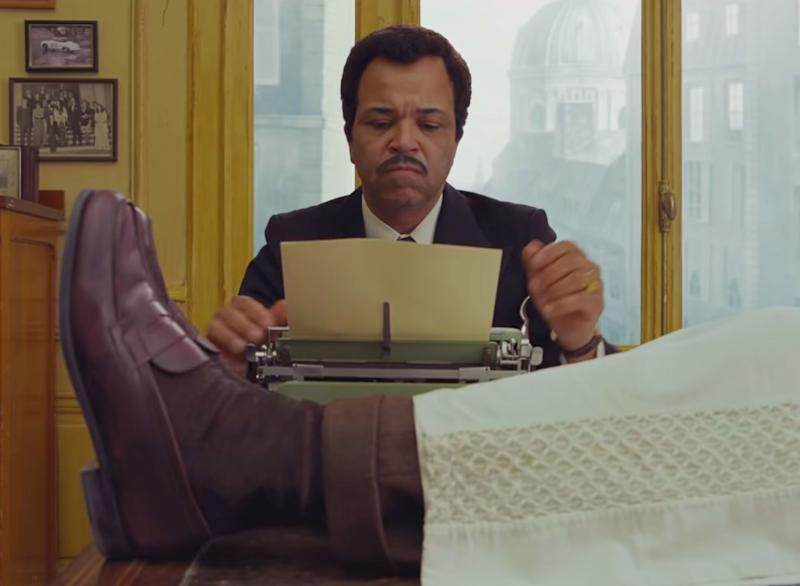 Jeffrey Wright in The French Dispatch, 2020