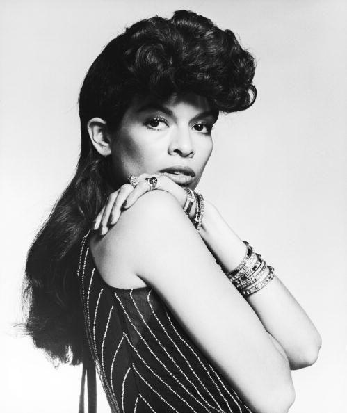 <p>Shortly after her wedding to Rolling Stones singer, Mick Jagger, Bianca Jagger modeled what almost resembles a chic mullet-like hairstyle. </p>