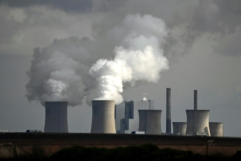 At the COP26 summit countries will come under pressure to commit to decisive action to limit global warming to 1.5 degrees Celsius above pre-industrial levels (AFP/Ina FASSBENDER)