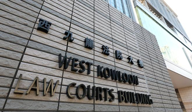 The trial will continue on Monday at West Kowloon Court. Photo: Felix Wong