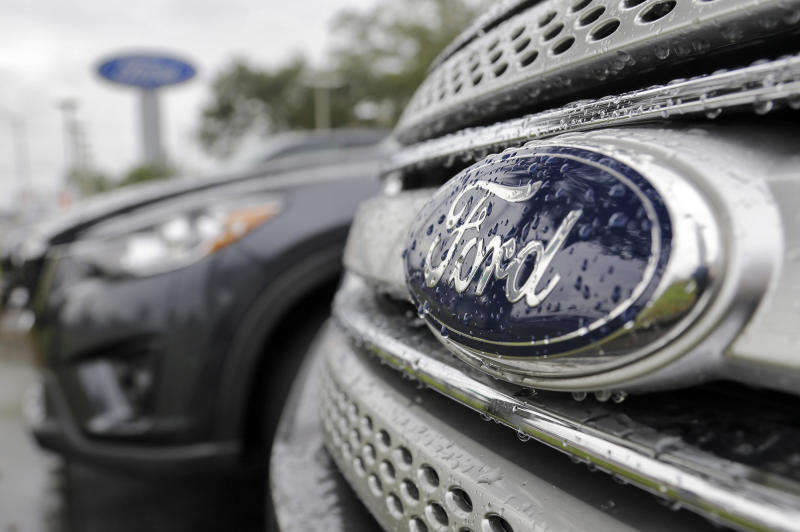 Ford moving compact vehicle production to China