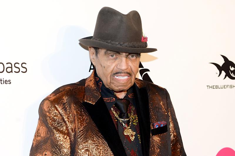 Joe Jackson hospitalized with terminal cancer as family barred from visiting: 'He doesn't have long'