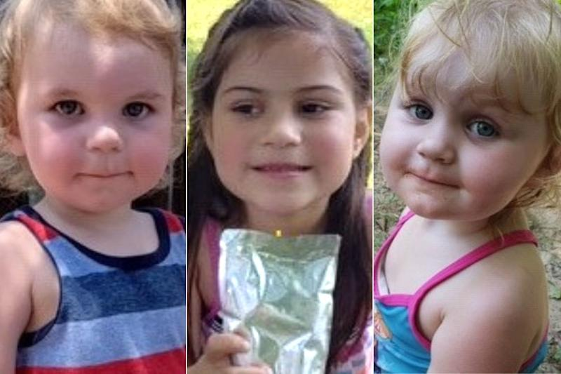 3 Kids Allegedly Abducted From Tennessee May Be Headed to