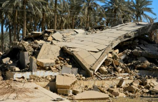 <p>Revenge awaits families of IS fighters in Iraq's Anbar</p>