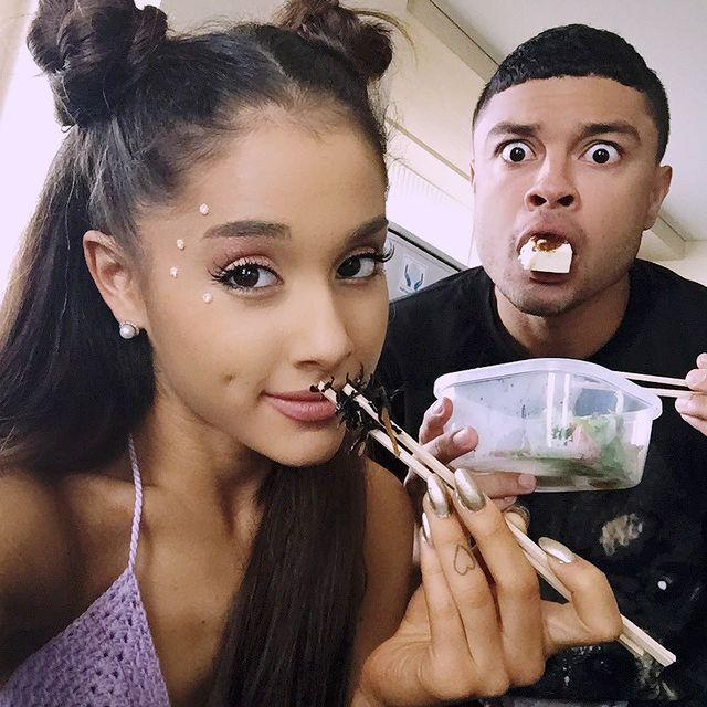 """<p>Another one of Grande's finger tattoos is in the shape of a heart on her left hand, which would also be her ring finger.</p><p><a href=""""https://www.instagram.com/p/6ZIFnRyWVw/?utm_source=ig_embed"""" rel=""""nofollow noopener"""" target=""""_blank"""" data-ylk=""""slk:See the original post on Instagram"""" class=""""link rapid-noclick-resp"""">See the original post on Instagram</a></p>"""