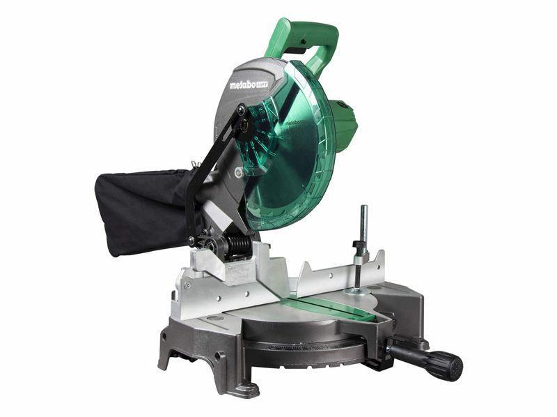 "<p><strong>Metabo HPT</strong></p><p>amazon.com</p><p><strong>$89.00</strong></p><p><a href=""https://www.amazon.com/dp/B07PX44JQM?tag=syn-yahoo-20&ascsubtag=%5Bartid%7C10060.g.34915874%5Bsrc%7Cyahoo-us"" rel=""nofollow noopener"" target=""_blank"" data-ylk=""slk:Buy"" class=""link rapid-noclick-resp"">Buy</a></p><p>It's crucial in woodworking to be able to quickly cut pieces accurately to length. The same holds for the ability to cut angles on a workpiece, whether that's for furniture or to trim around a door or window. This Metabo-HPT can help anybody from a newcomer to an experienced hand get the work done by providing all the power they need (12 amps), sufficient blade diameter (10 inches), cutting width (slightly less than 5.8 inches), and angle control of 0-52 degrees on the pivoting saw table and 0-45 degrees on the saw head. All that for under $90.</p>"