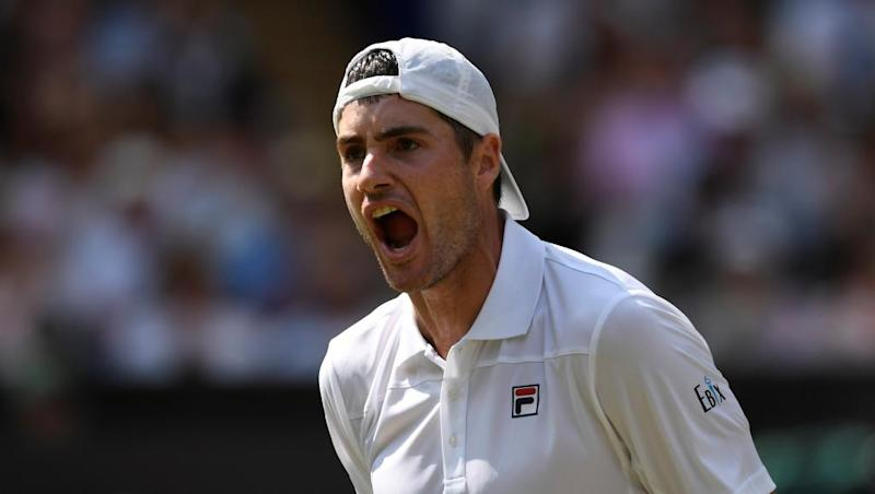 Isner pulls out of French Open with foot injury