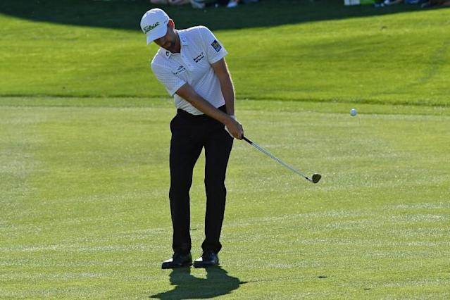 PGA: Waste Management Phoenix Open - Third Round