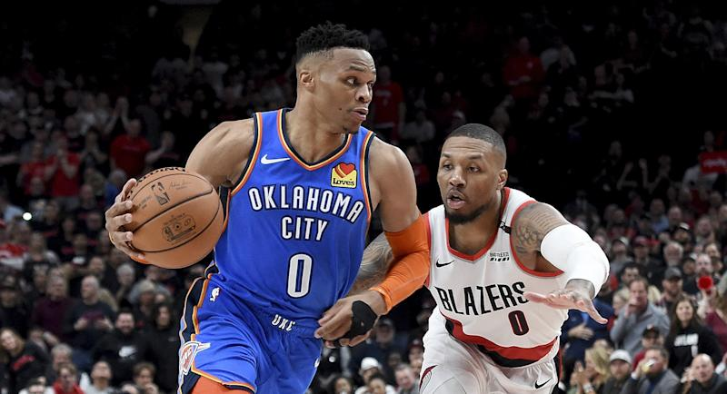 (Bloomberg) -- Wanted: a new part-owner for the Oklahoma City Thunder, one of the most successful small-market NBA teams of the past decade. Requirements: patience while the team rebuilds its lineup.A 22% stake in the team -- previously owned by the late energy magnate Aubrey McClendon -- is available, according to people familiar with the situation. The sale will be run by the boutique investment bank Inner Circle Sports, said the people, who asked not to be identified because the process is private. The New York-based firm declined to comment.The deal comes at a time of transition for the Thunder. The team just agreed to a blockbuster trade that will send star Russell Westbrook to the Houston Rockets, ESPN reported on Thursday. The Thunder will get Chris Paul and draft picks they can use to build a new squad.The 22% stake has been held by McClendon's estate since his 2016 death. The Chesapeake Energy Corp. co-founder perished in a single-car crash, which resulted in a number of creditor claims. Oaktree Capital Group LLC had put a claim on cash from a sale of the team stake, although the firm was repaid after the estate sold oil-and-gas leasehold interests in a separate transaction.Martin Stringer, an attorney for the estate, didn't respond to messages requesting comment on the Thunder sale. Tom Blalock, the executor of the estate, and team spokesman Dan Mahoney also didn't return messages seeking comment.The Thunder are worth about $1.5 billion, according to Forbes. That puts the small-market team in the middle of the pack of the NBA's 30 squads, but the organization had been building momentum. It reached the playoffs in nine of the past 10 seasons, including the last four.Sellout StreakThe Thunder posted an average local television rating of 6.69 this season, second-best in the NBA behind the Golden State Warriors. They also have sold out 355 consecutive home games, which is the third-longest active run in the NBA.The team is controlled by Clay Bennett, whose group bought the club -- then the Seattle SuperSonics -- in 2006 for about $325 million. The team relocated to Oklahoma City for the 2008-2009 season.It's difficult to pinpoint a value for McClendon's stake, which comes with voting rights but few other perks, according to the people. There's no representation on the board or decision-making authority. In such cases, buyers will often seek to apply what's called a limited partner discount, taking into account the absence of control or a say in franchise operations. Such discounts usually range from 10% to 20%.There's also the flux in the team's roster -- and thereby its salary commitments -- which may affect the club's valuation. The Thunder recently traded Paul George and his $33 million salary to the Los Angeles Clippers. Westbrook was in line for a $38.5 million salary next season.To contact the reporter on this story: Scott Soshnick in New York at ssoshnick@bloomberg.netTo contact the editors responsible for this story: Nick Turner at nturner7@bloomberg.net, Rob GolumFor more articles like this, please visit us at bloomberg.com©2019 Bloomberg L.P.