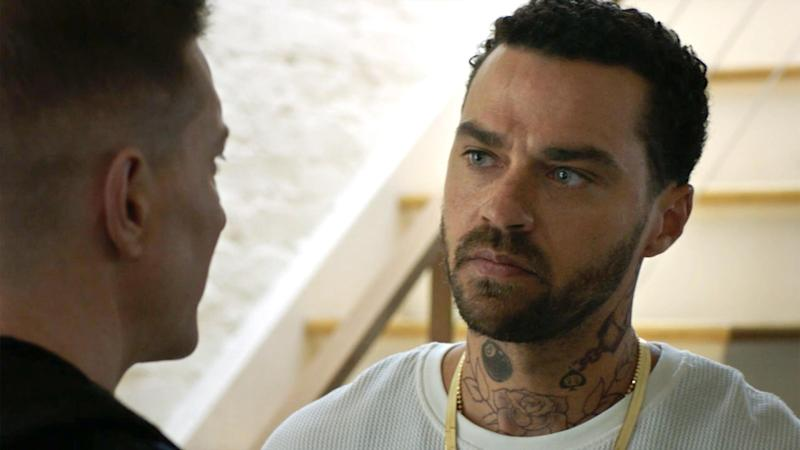 Jesse Williams on his Power cameo and whether he'll appear in the spinoff