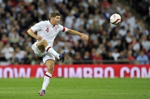 Steven Gerrard will now miss England's next qualifier against San Marino in October