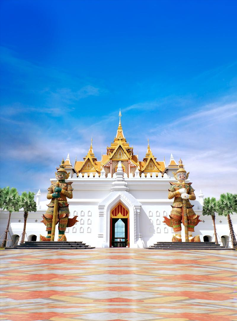 Legend Siam Worlds 1st Tradition Theme Park Security Token Offering Curated by Via East West Capital