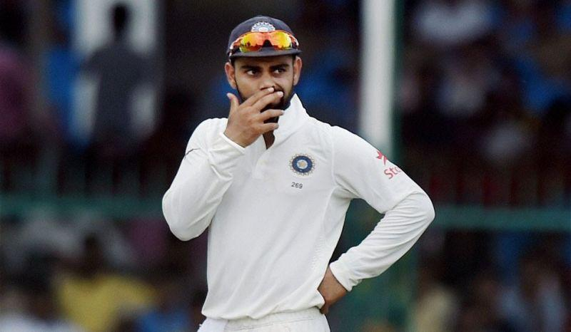 Virat Kohli's combinations have been questionable