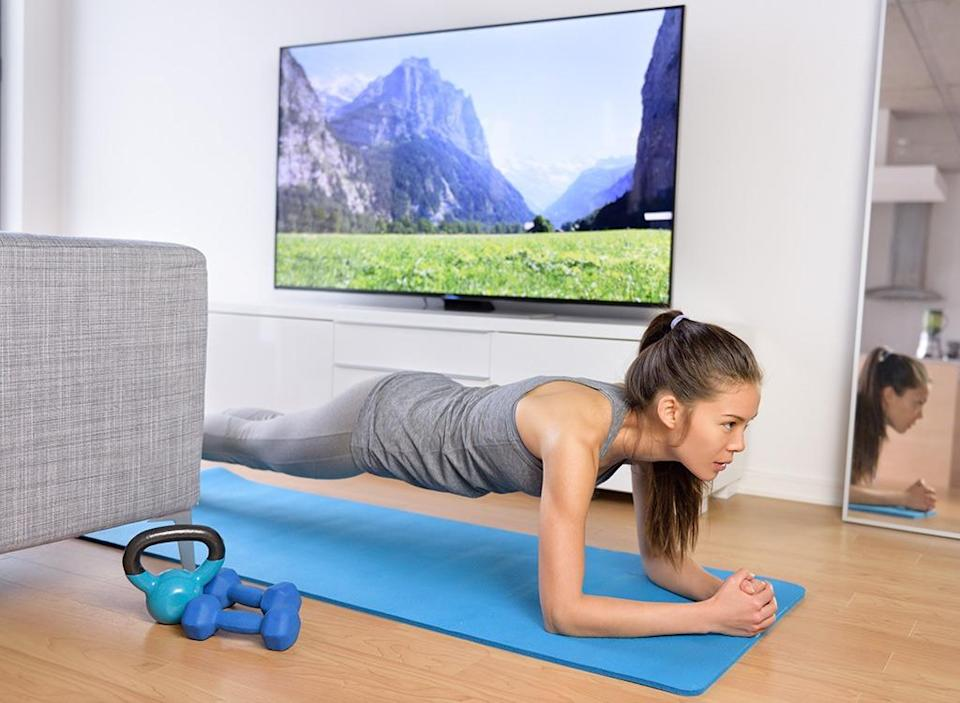 easy cheap ways to lose pounds home workout