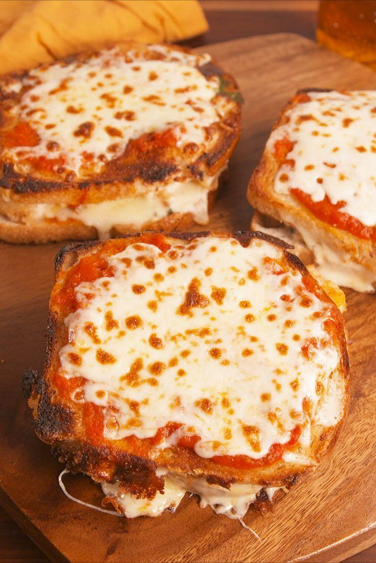 """<p>This is an amazing mash-up.</p><p>Get the recipe from <a href=""""https://www.delish.com/cooking/recipe-ideas/recipes/a57705/chicken-parm-grilled-cheese-recipe/"""" rel=""""nofollow noopener"""" target=""""_blank"""" data-ylk=""""slk:Delish"""" class=""""link rapid-noclick-resp"""">Delish</a>. </p>"""
