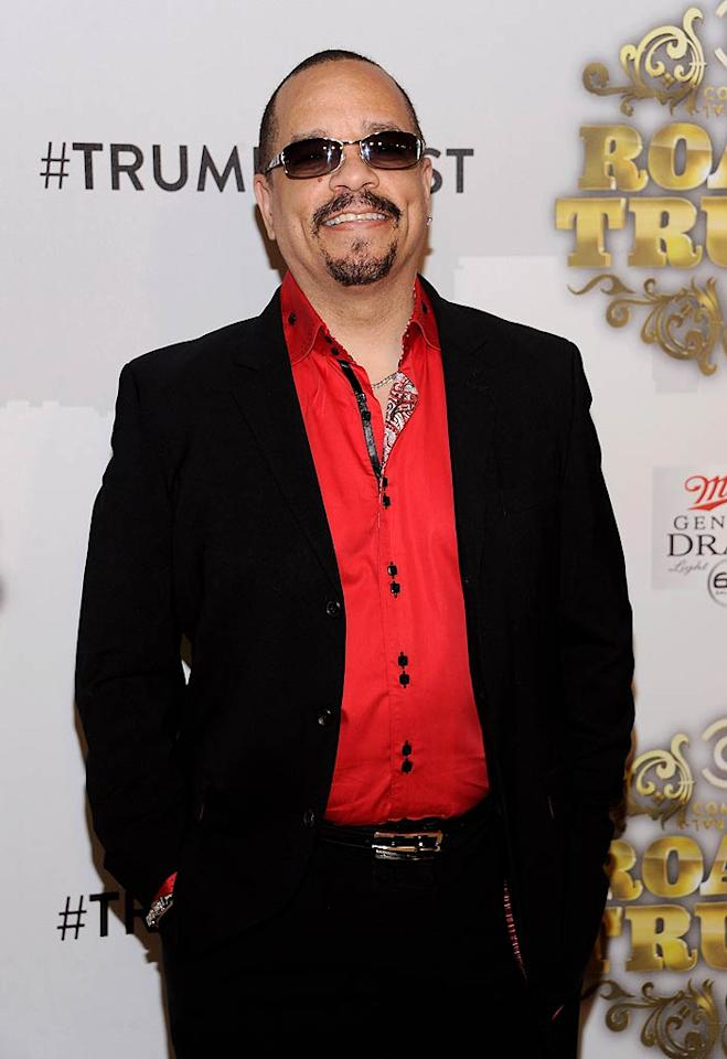 "Rapper Ice-T will join other musicians who have fronted reality shows when his just-announced show, ""Ice Loves Coco,"" hits the air on E! this June. In it, audiences will get to see him and his model wife of 10 years, Coco, go about their daily lives. Do you think as many people will tune in to watch Ice get real as they do to watch him act on ""Law & Order: SVU""? Dimitrios Kambouris/<a href=""http://www.wireimage.com"" target=""new"">WireImage.com</a> - March 9, 2011"