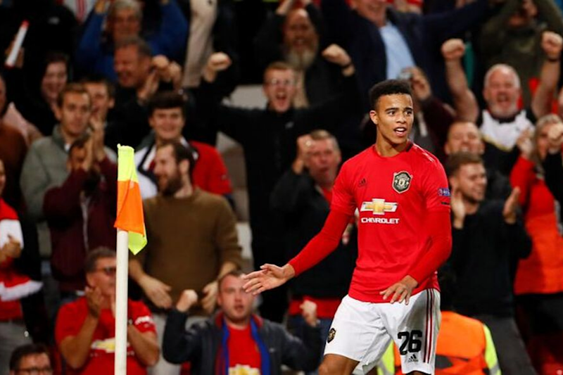 Europa League: Mason Greenwood Grabs First Goal for Manchester United in 1-0 Win Over Astana