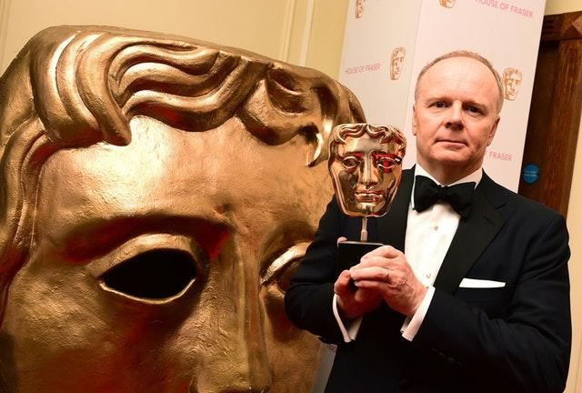 Jason Watkins was previously announced in the cast