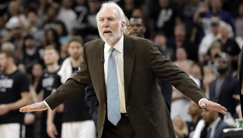 Gregg Popovich is unafraid to take on Donald Trump