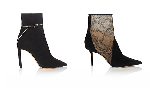 Jimmy Choo x NET-A-PORTER: Exclusive Capsule Collection of Shoes and Bags Inspired by Red Carpet Styles