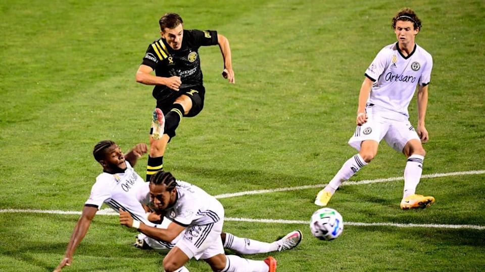 Philadelphia Union v Columbus Crew SC 2020 | Emilee Chinn/Getty Images