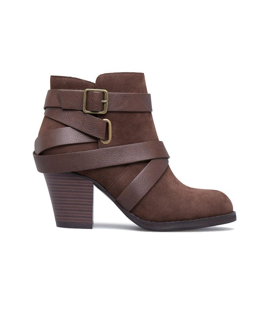 """<p>Inspired by Rag and Bone's Harrow booties, these are a steal at just $60. But if you sign up as VIP member, you can snag it for just $10. <br><a href=""""https://fave.co/2qwwXb6"""" rel=""""nofollow noopener"""" target=""""_blank"""" data-ylk=""""slk:Shop it:"""" class=""""link rapid-noclick-resp"""">Shop it:</a> Lourdes Faux Suede Bootie, $60 ($10 VIP offer), <a href=""""https://www.shoedazzle.com/products/LOURDES-BS1722233-0001?psrc=boot_shop_bootie"""" rel=""""nofollow noopener"""" target=""""_blank"""" data-ylk=""""slk:shoedazzle.com"""" class=""""link rapid-noclick-resp"""">shoedazzle.com</a> </p>"""