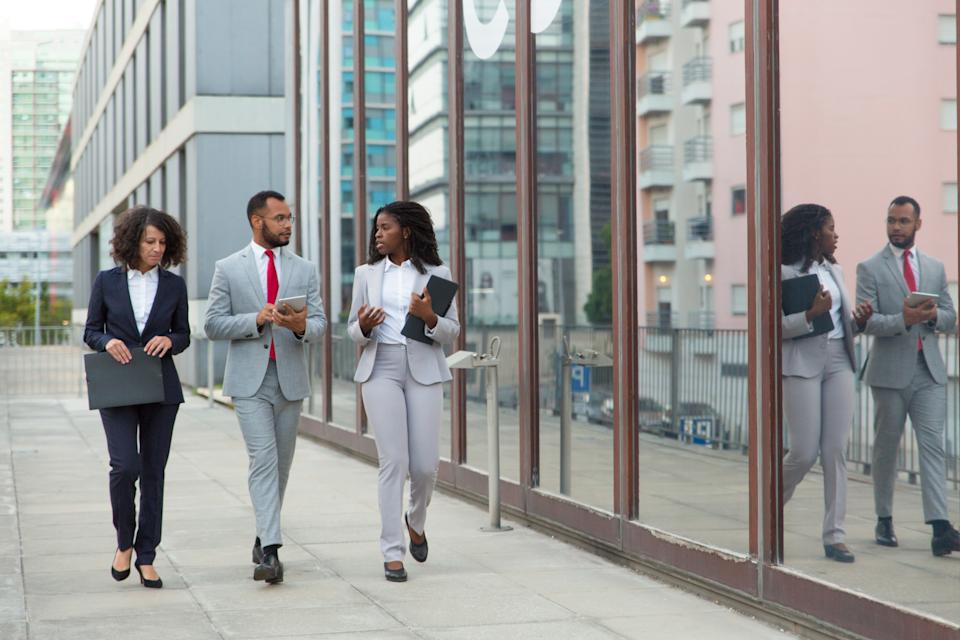 "The lack of diversity is ""despite years of public commitments from government and business to increase ethnic diversity at leadership levels,"" a new report has said. Photo: Getty Images"