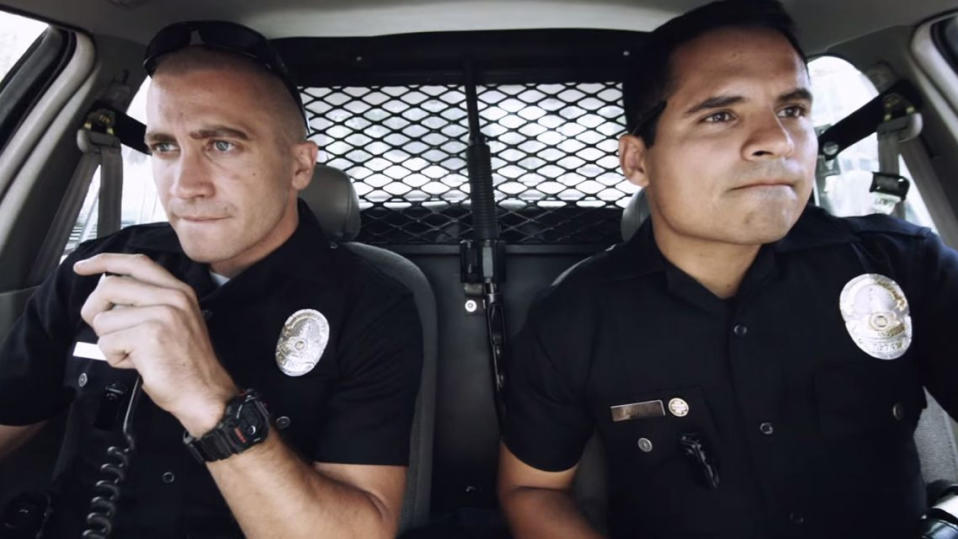 'End of Watch'. (Credit: Open Road Films)