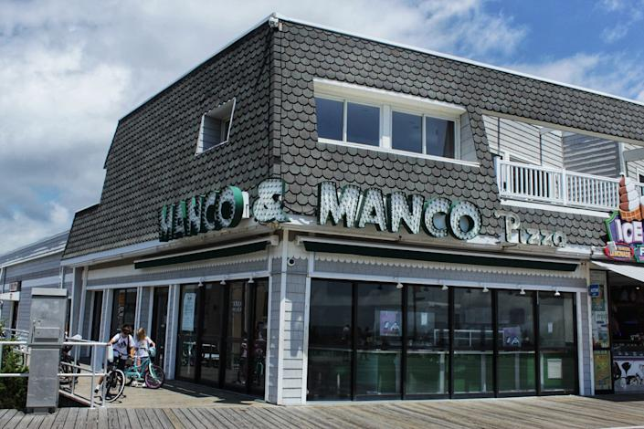 Manco & Manco pizza closed temporarily after three employees tested positive for the coronavirus.