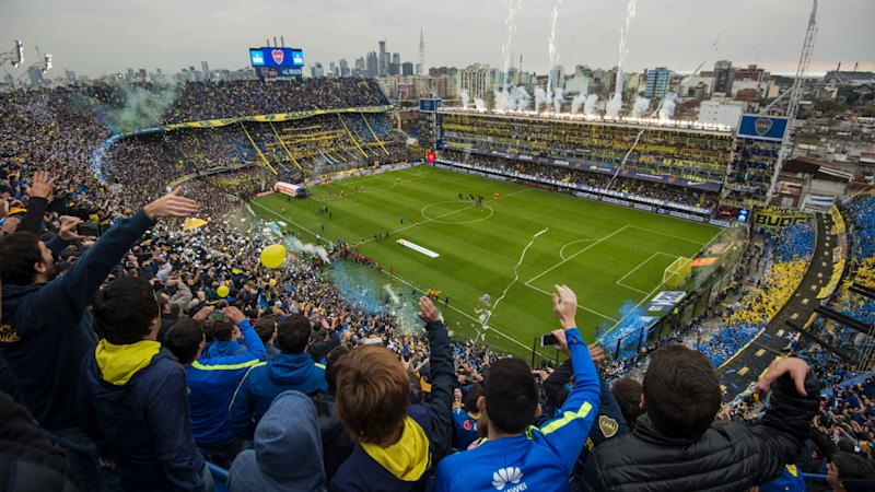 Boca-River Libertadores final postponed after torrential rainfall