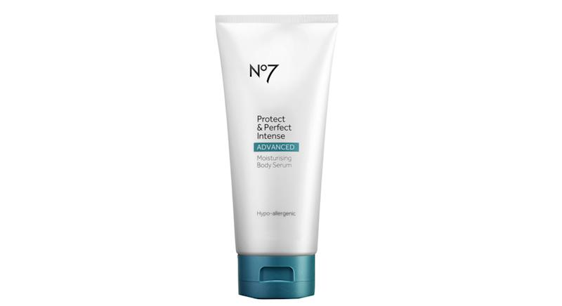 No7 Protect & Perfect Intense ADVANCED Moisturising Body Serum