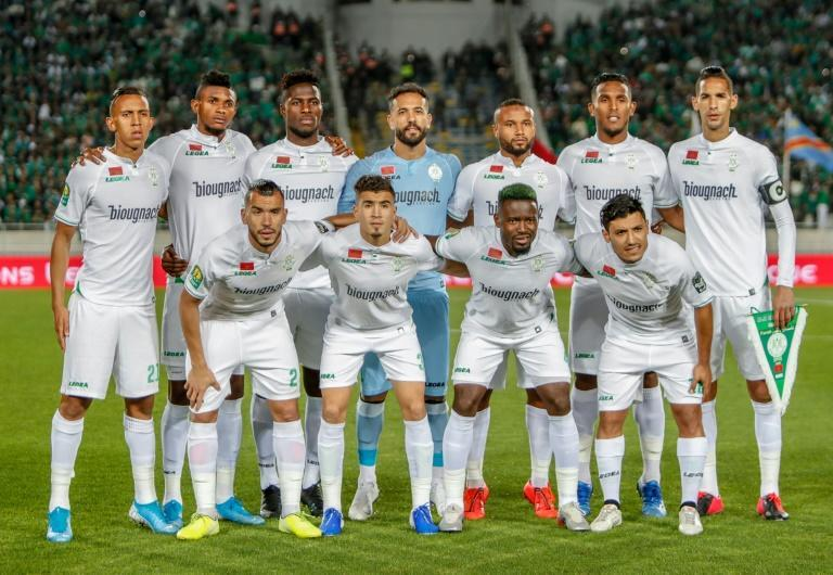 Raja Casablanca of Morocco have been hit by a coronavirus outbreak with 16 players testing positive.