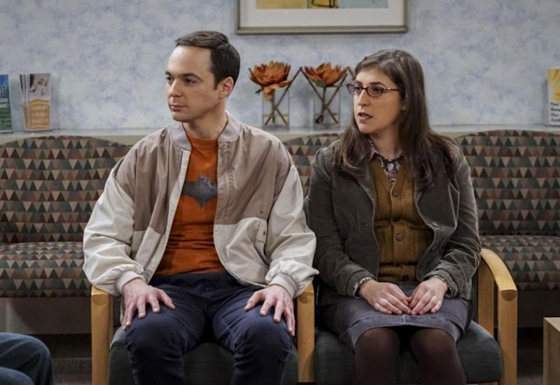 The 'unattractive' actress is best known for playing science geek Amy Farrah Fowler in The Big Bang Theory. Source: Getty