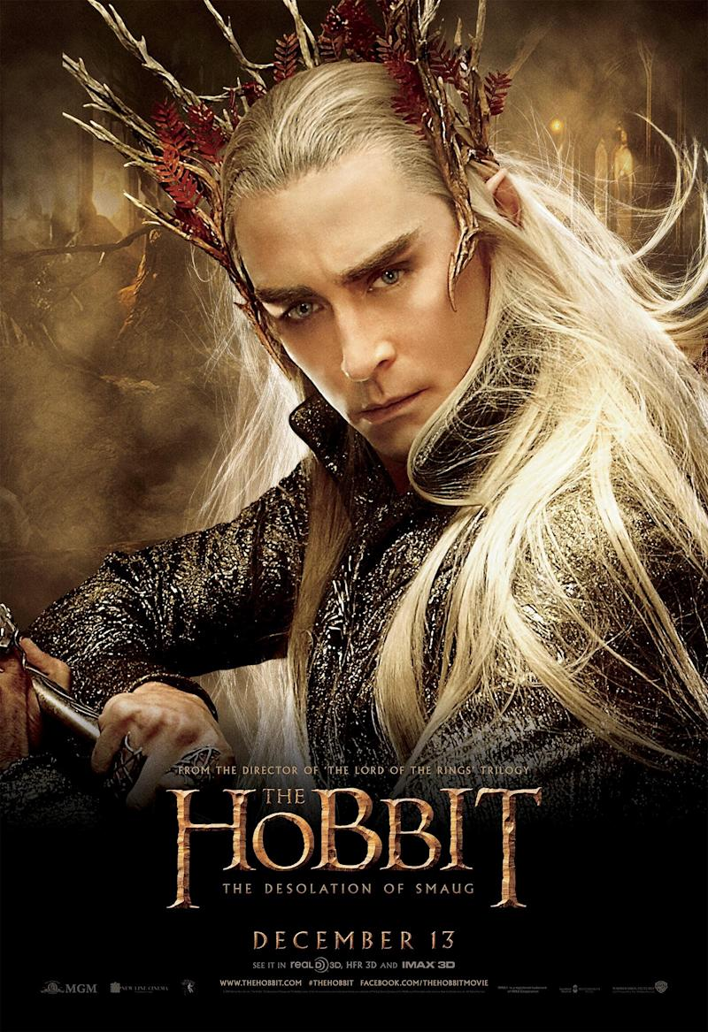 Lee Pace in The Hobbit