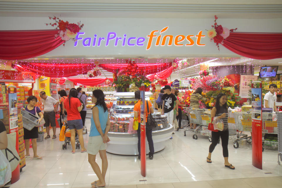 NTUC FairPrice extends Pioneer and Merdeka Generation discount schemes