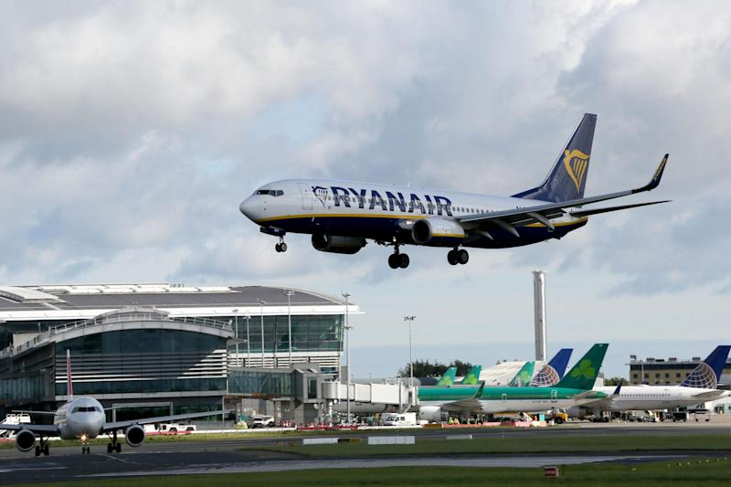 Ryanair: The airline has cancelled thousands of flights over scheduling issues: AFP/Getty Images